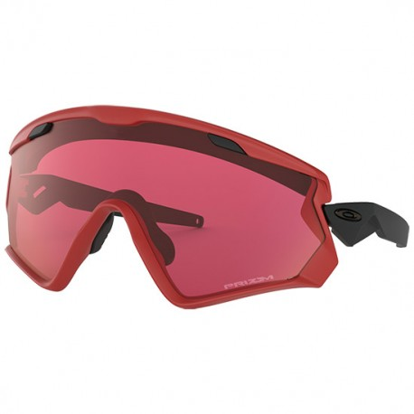 OAKLEY WINDJACKET 2.0VIPER RED / PRIZM SNOW TORCH