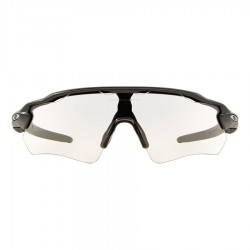 OAKLEY RADAR EV ADVANCER MATTE BLACK / CLEARBLACKIRIDIUM PHOT.